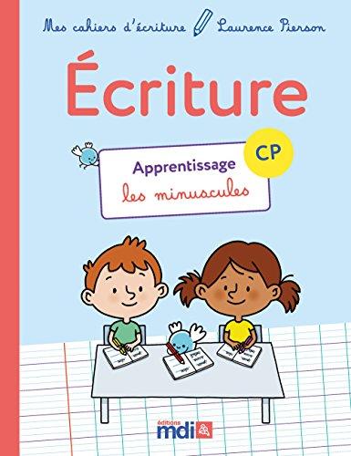 Cahier d'écriture CP apprentissage