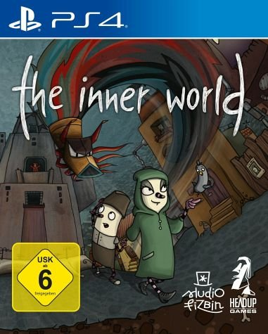 The Inner World (PlayStation PS4)