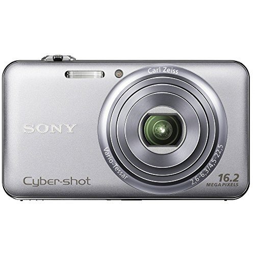 SONY Digital Camera Cyber-shot WX70 (16. 20MP CMOS/x5 Optical zoom) Silver DSC-WX70/S  available at amazon for Rs.35349