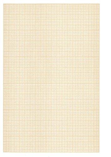Mm Block (Clairefontaine 97135C Millimeterpapier (A4, 90 g, 50 Blatt) weiß)