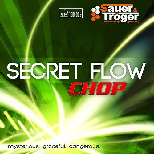 S + T doublure flux secret chop