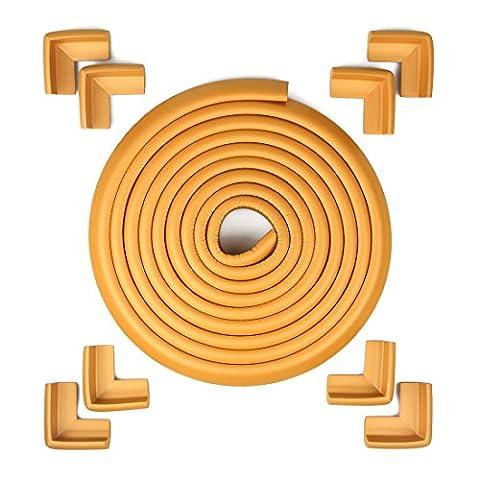 Tritina14ftbaguettesd'angleetbordpare-chocs-[13,2 pibordcoussin+coussind'angle8]Premiumprotectionprotecteur,sécuritéenfant,