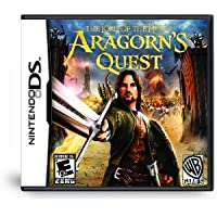 WB Games Toys The Lord of the Rings: Aragorn's Quest for Nintendo DS