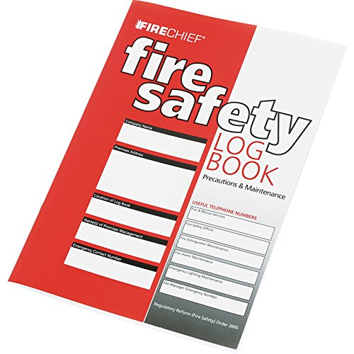 Price comparison product image Fire Log Book A4