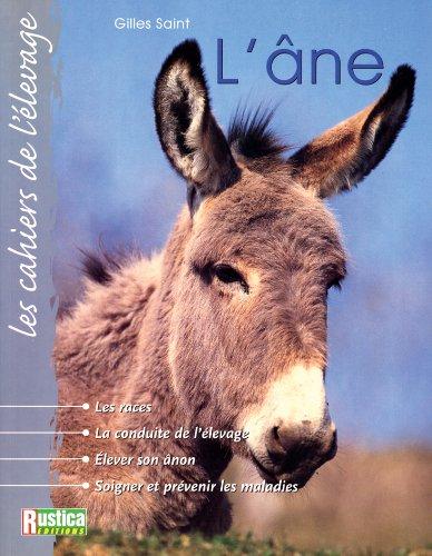 L'âne par Gilles Saint