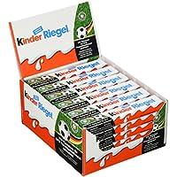 Kinder Riegel Einzelriegel, 36er Pack (36 x 1 Riegel Packung)