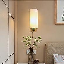 letras de agua chino simple japonesa lámparas de noche salón dormitorio pared de troncos de madera de pared de madera para un solo interruptor diadema