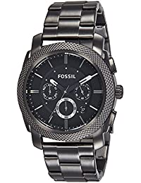 Fossil Chronograph Black Dial Men's Watch - FS4662I