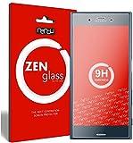 ZenGlass - The Thin Glass I Flexible Glas-Folie für Sony Xperia XZ Panzerglas I Display-Schutzglas 9H