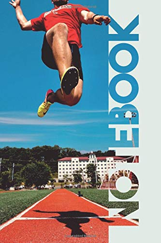 Notebook: Long Jump Practical Composition Book for World Record Training por Molly Elodie Rose