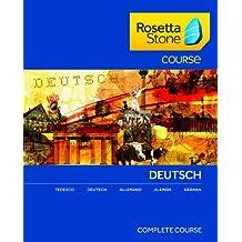 Rosetta Stone Course - Komplettkurs Deutsch [Download]