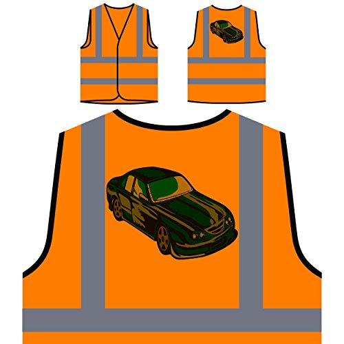 ford-gt-auto-usa-lustige-weinlese-kunst-personalisierte-high-visibility-orange-sicherheitsjacke-west