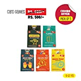 #5: Toiing Return Gift Combo - Pack of 5 Fun Educational Card Games for Kids Above 6 Years