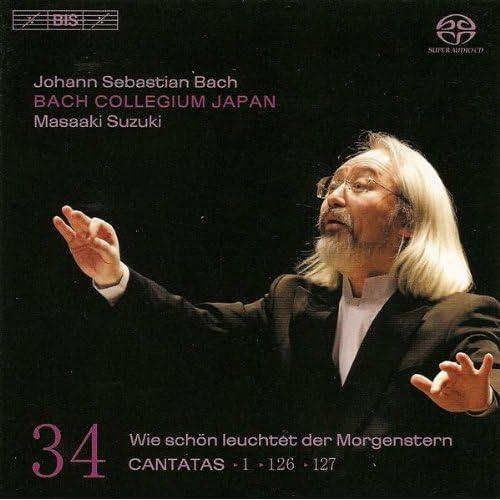 Herr Jesu Christ, wahr' Mensch und Gott, BWV 127: Recitative: Wenn einstens die Posaunen schallen (Bass)