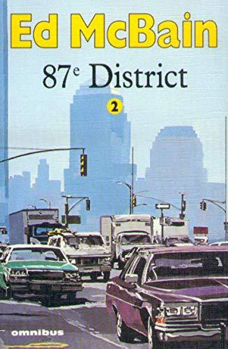 87e District - Tome 2 (02) par Ed McBAIN