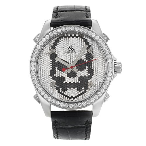 jacob-co-black-band-five-time-zone-skull-dial-500ct-diamond-unisex-watch