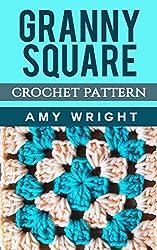 Granny Square Motif: Crochet Pattern (English Edition)