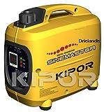 Generador de corriente Kipor Inverter Generadores de corriente Generador IG 770nuevo