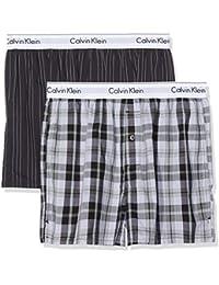 Calvin Klein Herren Boxershorts, 2er Pack