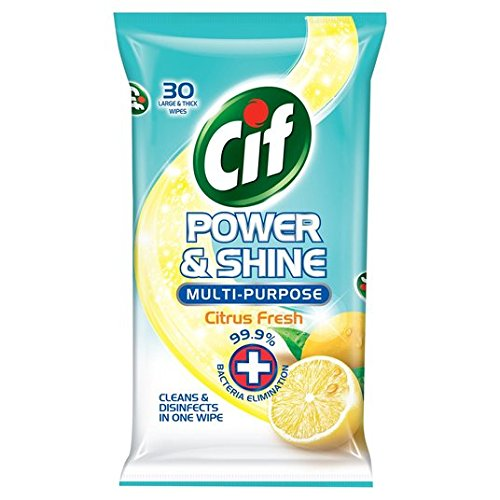 cif-potencia-y-shine-citrus-fresh-antibac-toallitas-30-por-paquete