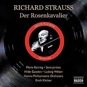 Der Rosenkavalier (Kleiber, Vpo, Reining, Jurinac, Weber)
