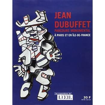 Jean Dubuffet, parcours monumental à Paris et en Île de France