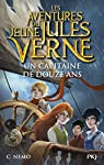 Les aventures du jeune Jules Verne, tome 6 : Un capitaine de douze ans par Canals