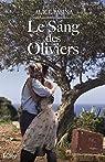 Le sang des oliviers par Pasina