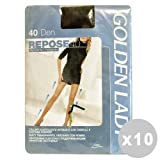 GOLDEN LADY Repose Set 10 Collants 40 den taille Moro III 36g