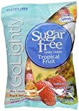 #3: Go Lightly Sugar Free Tropical Fruit Hard Candy, 78g