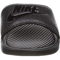 Nike Benassi Jdi Slides for Men Black, 10 UK (45 EU)