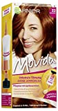 Garnier Movida Nr. 22 Rotkupfer, Intensiv-Tönung ohne Ammoniak, pflegt und verleiht dem Haar natürlichen Glanz und intensive Farbe, 3er-Pack (3 x 1 Packung)