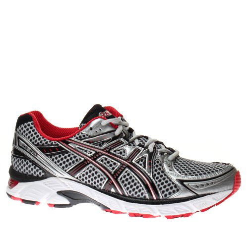 Asics Gel 1170 T1p0n-9399 Homme Chaussures Running Silver/Black/Red