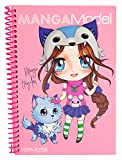 Depesche 8517 - Manga Model Pocket Malbuch