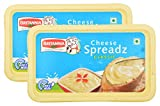 #1: Big Bazaar Combo - Britannia Cheese Spreads - Classic, 180g (Buy 1 Get 1, 2 Pieces) Promo Pack