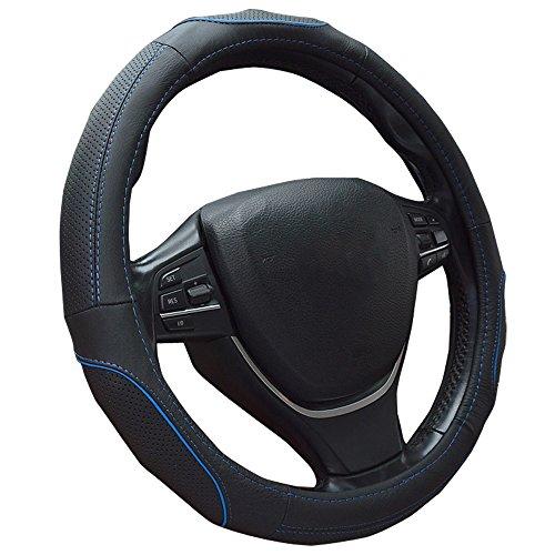 LEDAUT Autozubehör Lenkradhülle Lenkradbezug Lenkradschoner Für Audi VW Buick Toyota Ford BMW Benz Honda