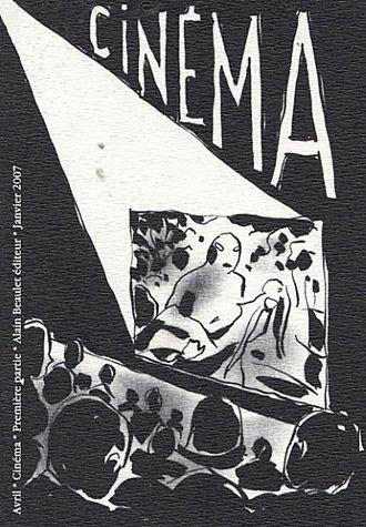 Cinéma : Première partie