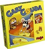 HABA 4246 Gary Gouda - Juego Infantil sobre el ratón y el Gato (en alemán)