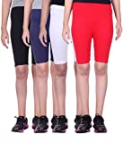 Alisha Women's Cotton Lycra Cycling Shor...