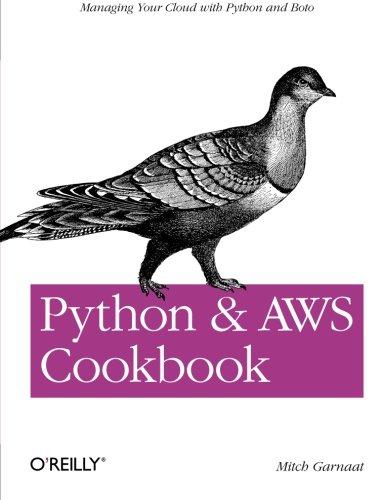 Python and AWS Cookbook (Oreilly Cookbooks)