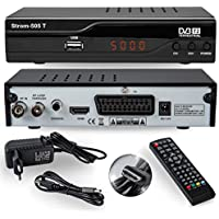 Strom 505 Decodificador HD TDT – / HDMI et Scart / H.264 / H