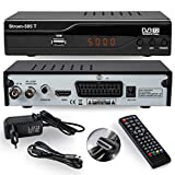 Strom 505 Decoder Digitale Terrestre - DVB-T / DVB-T2 / HD / H.265 HEVC / MPEG4 / USB / 1080P