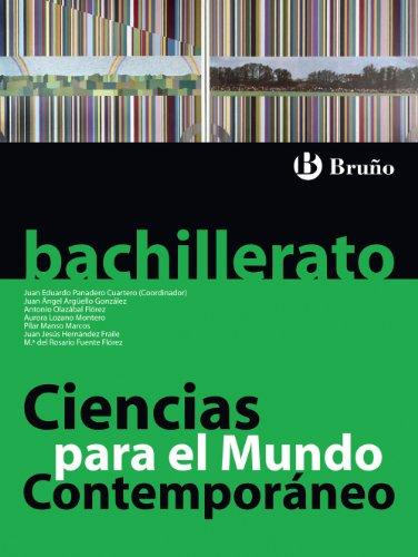 Ciencias para el Mundo Contemporáneo Bachillerato - 9788421659731