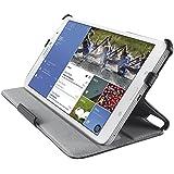 Trust Stile - Funda para Samsung Galaxy Tab Pro 8.4 (ángulos de visualización ajustables) color negro
