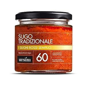 Ursini - Sauce Tomate Traditionnelle 200Gr