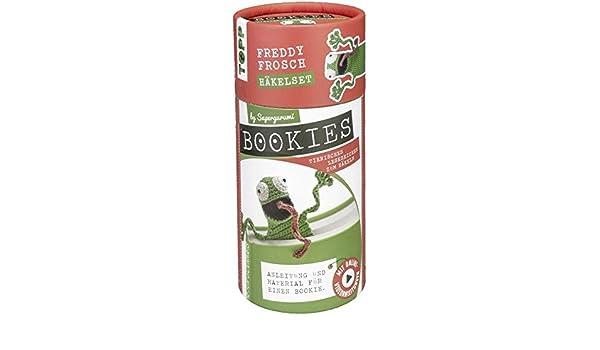 Bookies Häkelset Freddy Frosch Anleitung Und Material Für Einen