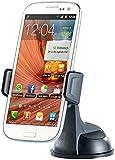 Callstel NFC-fähige Universal Kfz-Halterung für Smartphones