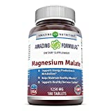 Magnesium Malates Review and Comparison
