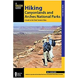 Hiking Canyonlands/arches 2nd