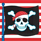 Generique - Piraten-Servietten medium image